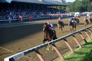 Songbird Wins Alabama Stakes